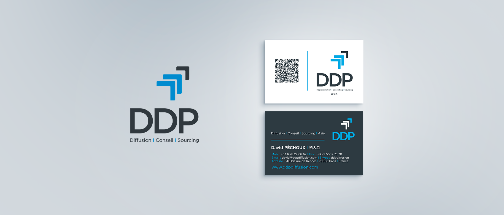 DDP DIFFUSION IDENTITÉ