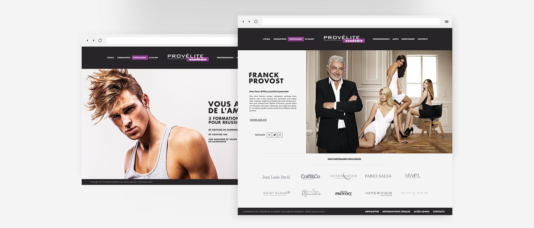 PREVELITE WEB SITE 2